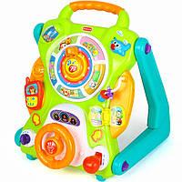 Ходунки-каталка Huile Toys 2107