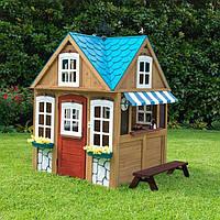 Деревянный игровой домик KidKraft Seaside Cottage 00402