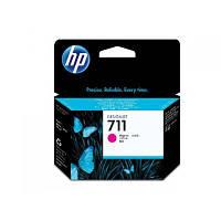 Картридж HP DJ No.711 DesignJet 120/520 3-Pack Magenta (CZ135A)