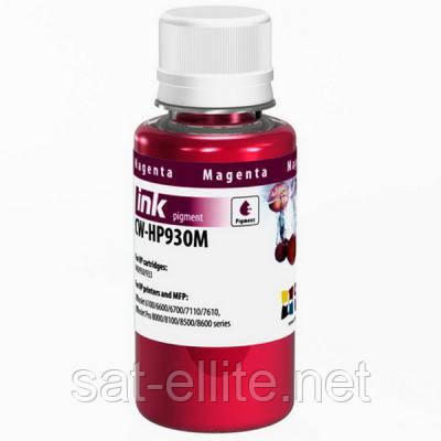 Чернила ColorWay HP №932 Pigm. magenta (CW-HP930M01)