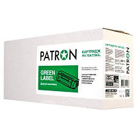 Картридж PATRON HP LJ CE278A/CANON 728 GREEN Label (PN-78A/728GL)
