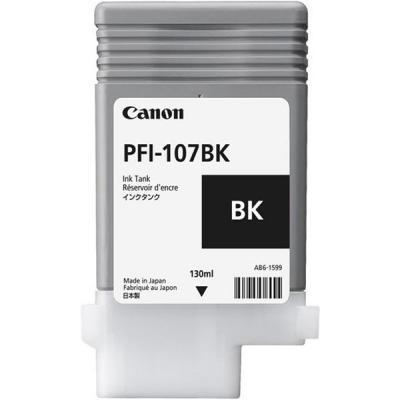 Картридж Canon PFI-107Black (6705B001AA)