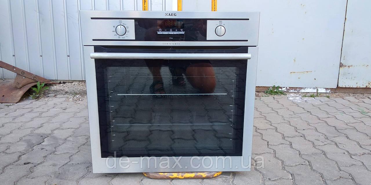 Встраиваемая духовка духовой шкаф АЕГ AEG BE4003001M  74л