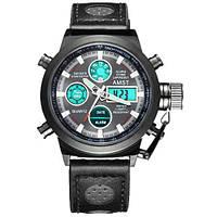 Часы мужские AMST AM3003 оригинал Shark Black