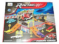 Детский паркинг гараж Racing PO 388