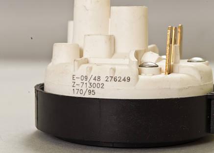 Пресостат Z713002 (170/95 мбар, 250V, 16A) для Fagor FI-80, FI-120, фото 2