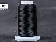 Нитка швейная TYTAN (Турция) № 20, для машинки Версаль (420DTEX X3), цв. чёрный, 500 м