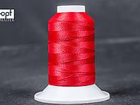Нитка TYTAN-ARIADNA (Польша) № 60, арт.2523, цв.красный, 1000 м