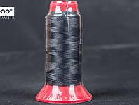 Нитка швейная TYTAN (Турция) № 40, для машинки Версаль (270DTEX X3), цв. чёрный, 500 м
