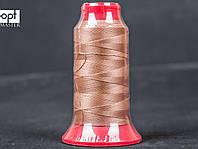 Нитка швейная TYTAN (Турция) № 40, для машинки Версаль (270DTEX X3), цв. капучино (887), 500 м
