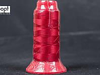 Нитка TYTAN (Турция) № 60, для машинки Версаль (270DTEX X2), цв. красный (533), 500 м