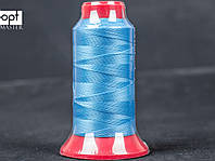 Нитка швейная TYTAN (Турция) № 40, для машинки Версаль (Ф76), цв. голубой, 500 м