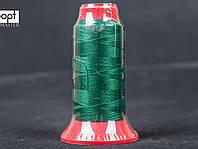 Нитка TYTAN (Турция) № 60, для машинки Версаль (270DTEX X2), цв. зелёный (А194), 500 м