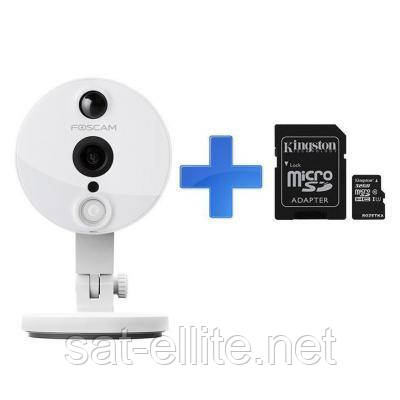 Камера видеонаблюдения Foscam C2 (6791) 6