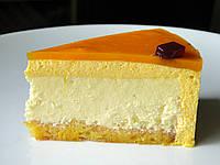 Чизкейк с манговым муссом, фото 1
