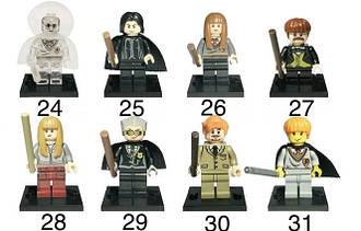 Новые фигурки Лего Lego Гарри Поттер Harry Potter