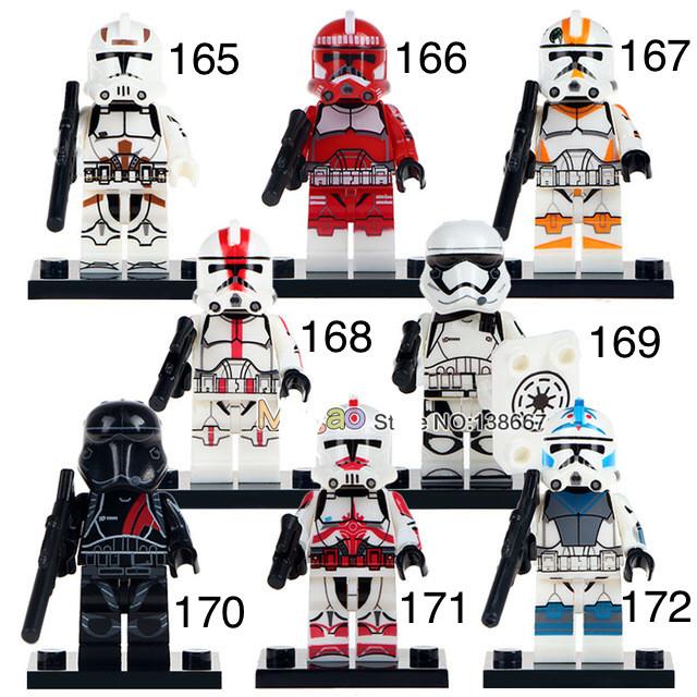 Новые фигурки Star Wars звездные войны лего Lego darth Vader