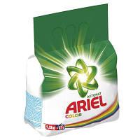 Стиральный порошок Ariel Чистота Deluxe Color 1,5 кг (5413149333529)
