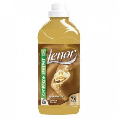 Кондиционер для белья Lenor Золотая орхидея 1,8 л (4084500693845)