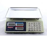 Весы торговые ACS 50kg/5g CK 982S Metal Button, фото 1