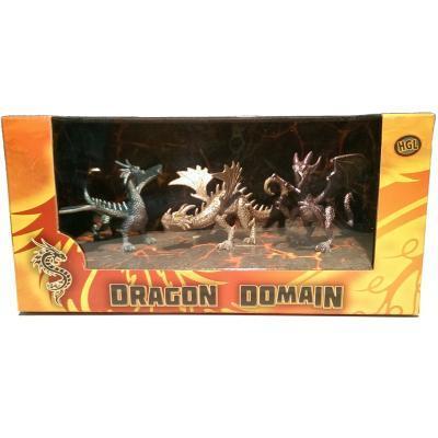 Игровой набор HGL Мир драконов Серия C (SV12184)