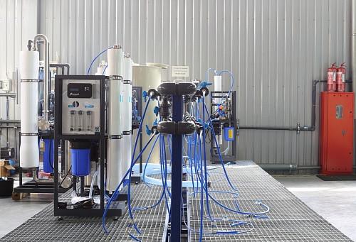 производство обратного осмоса Ecosoft MO6500