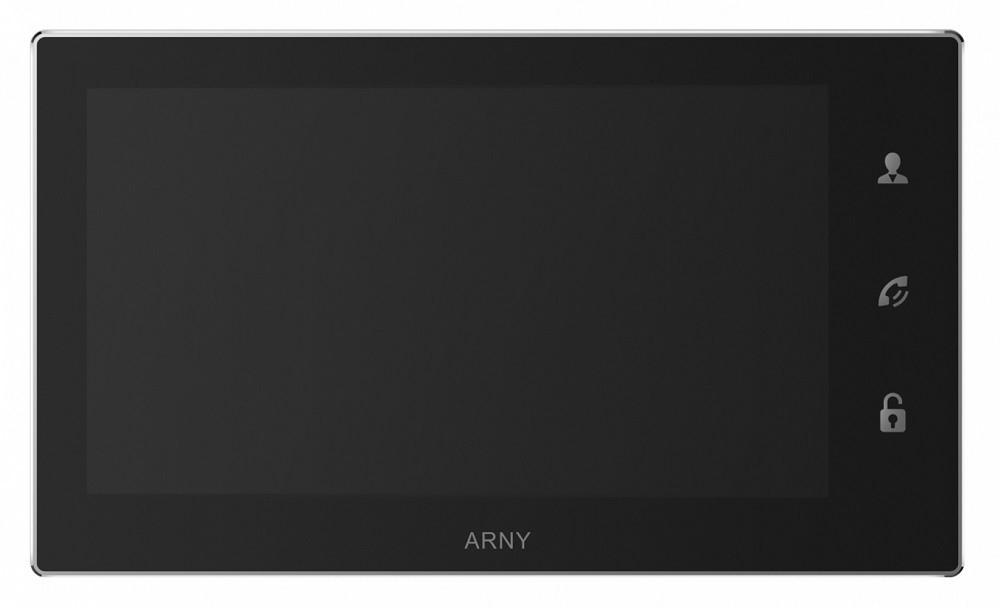 Відеодомофон ARNY AVD-740 2MPX Black