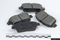 Колодки тормозные передние Geely MK, BYD F-3, Geely FC/SL, 1014003350 CTR