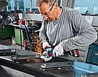 Угловая шлифмашина Bosch GWS 18V-10 C + пылесос GAS 18V-1 + 2 акб 5 Ah + ЗУ (06019G310P), фото 4