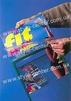 Прозрачная пластиковая вставка в рамку, формат А4