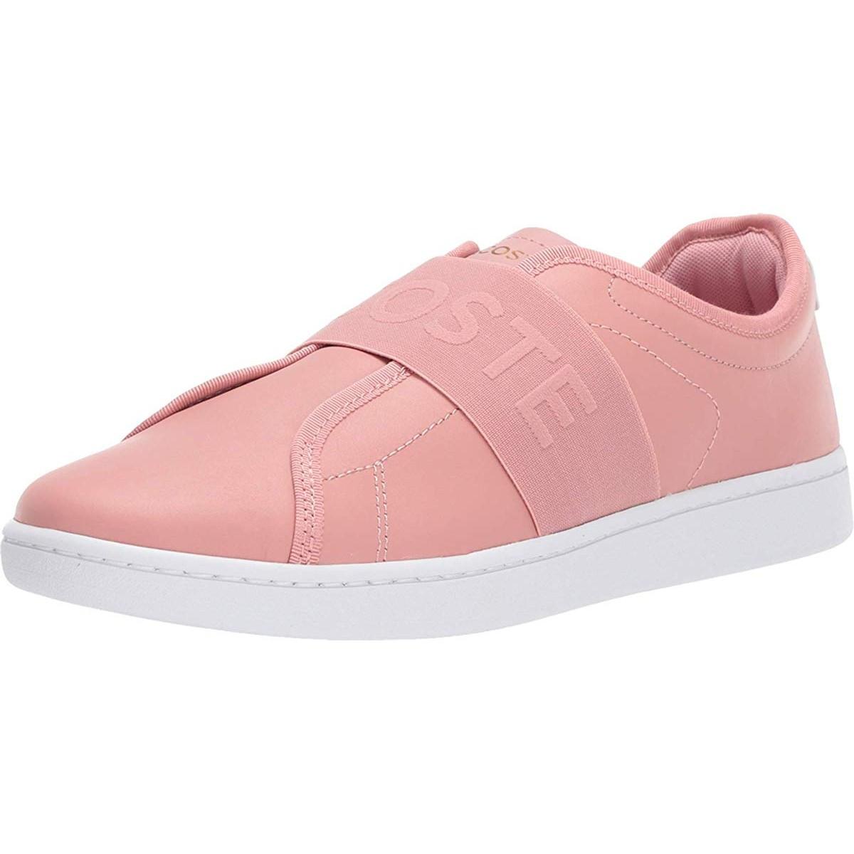 Кроссовки Lacoste Carnaby Evo Slip 318 1 Pink - Оригинал, фото 1