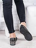 Туфли сатин кожа Лори 6963-28, фото 4