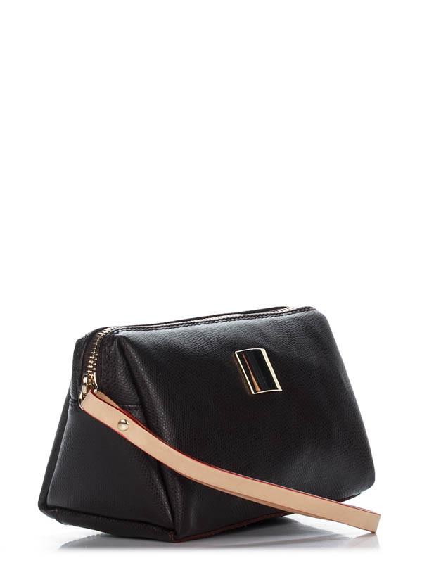 Клатч Genuine Leather Темно-коричневый (7723_dark_brown)