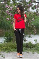 Женский спортивный костюм Nike  с футболкой