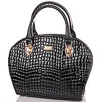 Женская сумка из качественного кожзаменителя ETERNO Черная (ETMS35151-2-1), фото 1