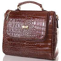 Женская сумка из качественного кожзаменителя ETERNO Коричневая (ETMS35212-10-1), фото 1