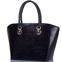 Женская сумка из качественного кожзаменителя ETERNO Черная (ETB16-10-6), фото 1