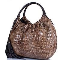 Женская сумка из качественного кожезаменителя AMELIE GALANTI Коричневая (A981084-brown), фото 1