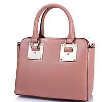 Женская сумка из качественного кожезаменителя AMELIE GALANTI Розовая (A981137-pink), фото 1