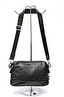 Мужская сумка мессенджер Polo Vicuna Черная (88451), фото 1