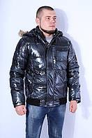 Куртка мужская 019 L Серебристый - 158876