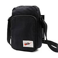Сумка Nike Heritage Smit BA5809-010 Черный (887227739919), фото 1