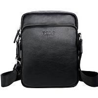 Мужская сумка POLO Vicuna Черный (KD-8850-BL), фото 1