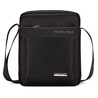 Мужская сумка POLO Vicuna Bag Черный (KD-67321), фото 1