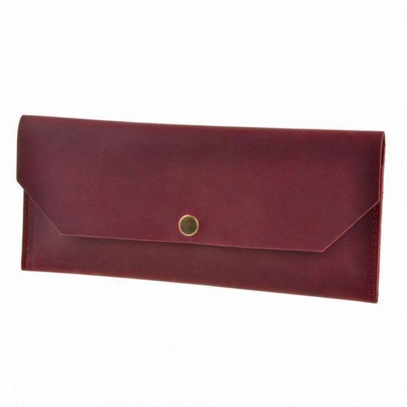 Купить Клатч-конверт BlankNote Бордовый (BN-KLATCH-1-vin)