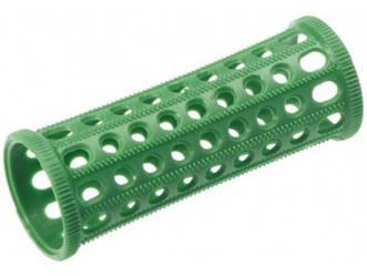 Пластиковые бигуди Comair зеленые 25 мм*10 шт