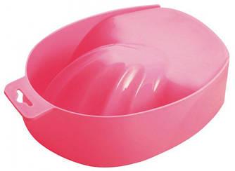 Ванночка для маникюра Розовая Sibel