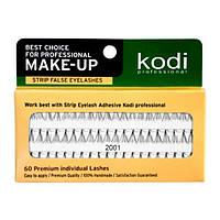 Накладные пучковые ресницы Kodi Professional 60 шт