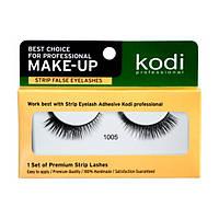 Накладные ленточные ресницы Kodi Professional №1005