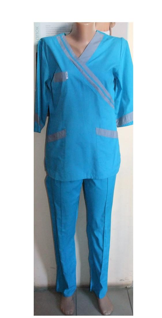 Медицинский женский костюм Профи Украина.